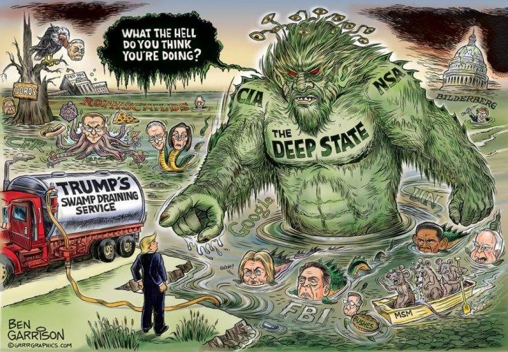 drainthe swamp