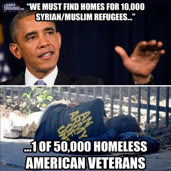 obama and homeless