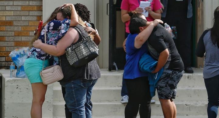 school shootings in texas