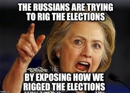 rigging election