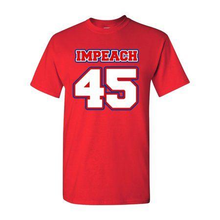 impeach 45 shirt