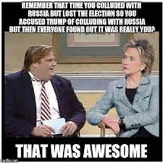 collusion that was awesome