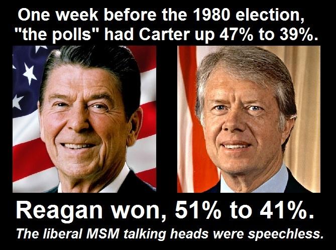 reagan election