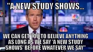 a new study shows