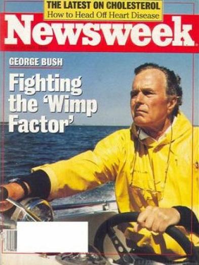 Bush-Newsweek