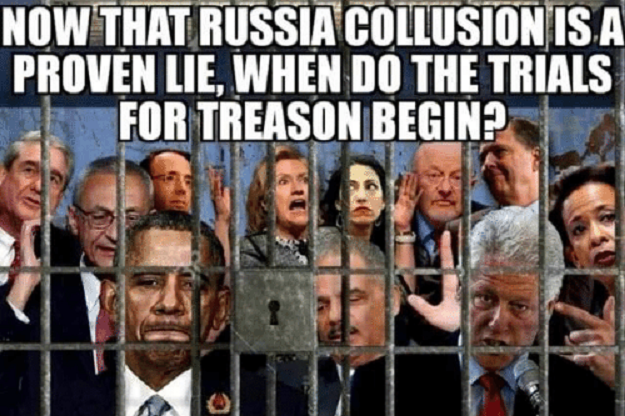 trials for treason