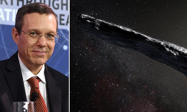 avi loeb and oumuamua