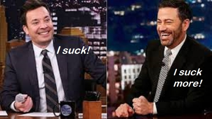 fallon and kimmel