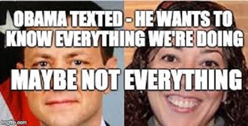 obama strzok page texts
