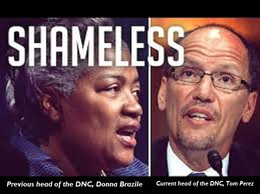 tom perez and brazile