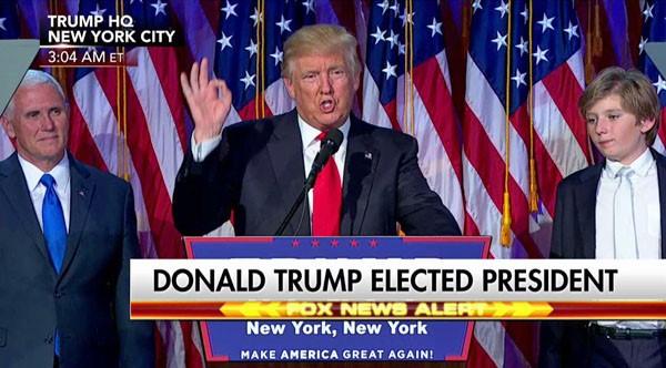 trump elected