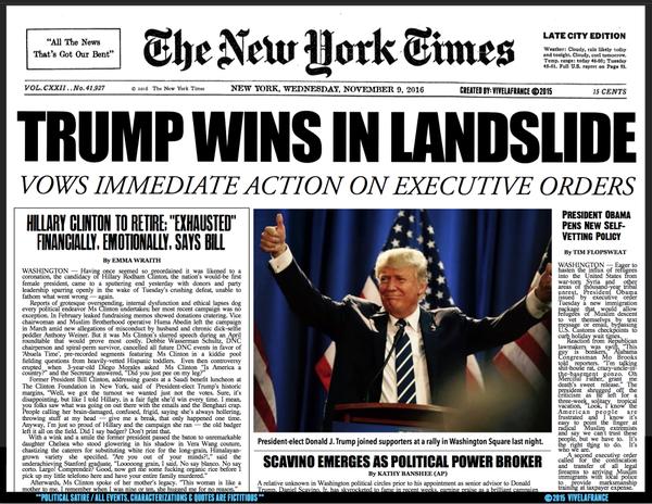 trump wins landslide