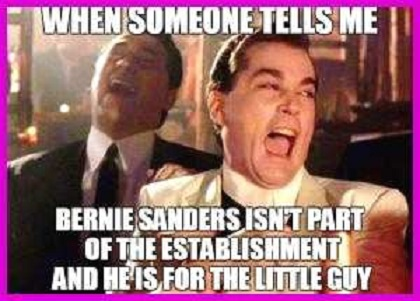 anti bernie sanders memes Pretty Anti Government Jokes