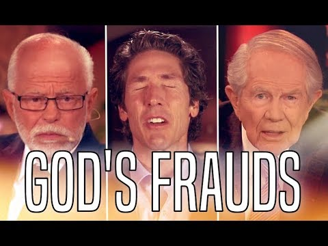 If money is the roof of all evil, these televangelists are EEEEEVIL