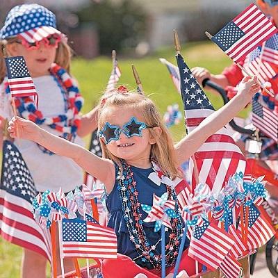patriotic 10