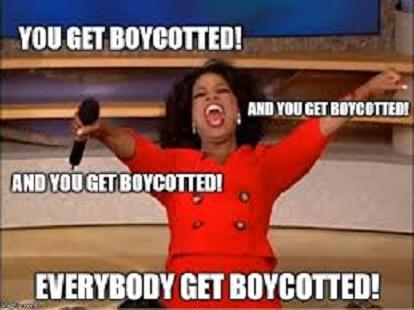 boycotts 2
