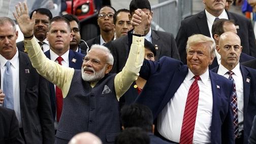 Donald Trump,Narendra Modi