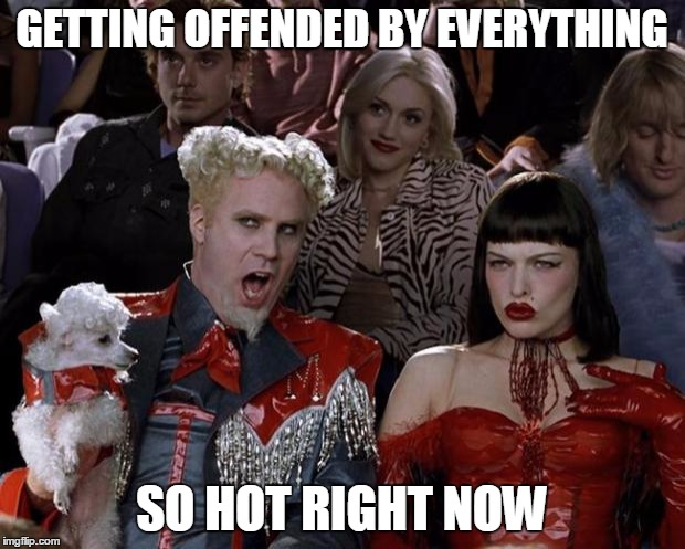 aoffended 10