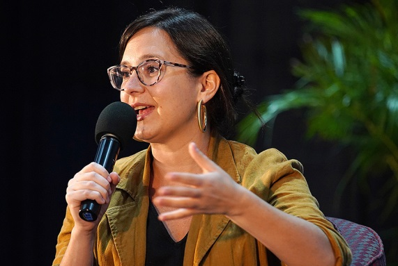 FL: Bari Weiss in Conversation with Alana Newhouse during the Mi
