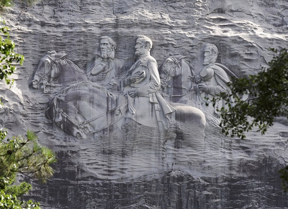 Confederate Monuments Stone Mountain