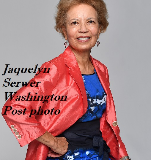 Jacquelyn D. Serwer, Chief Curator with the National Museum of African American History and Culture